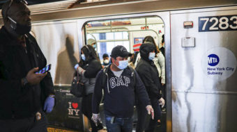 Three New York City transit workers dying every day of coronavirus