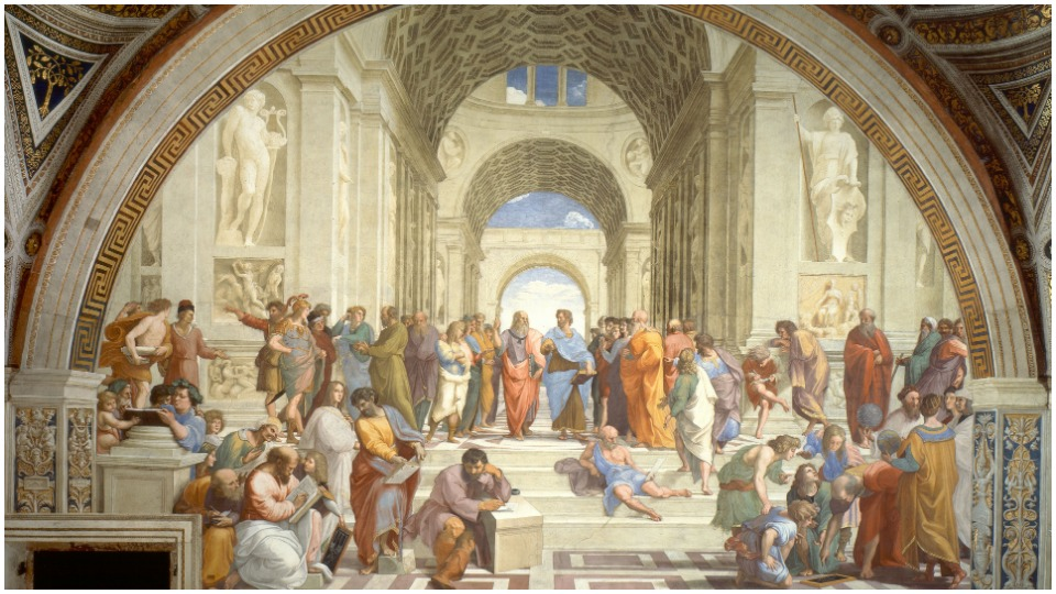 Raphael, Italian painter and architect, High Renaissance harbinger of modernity