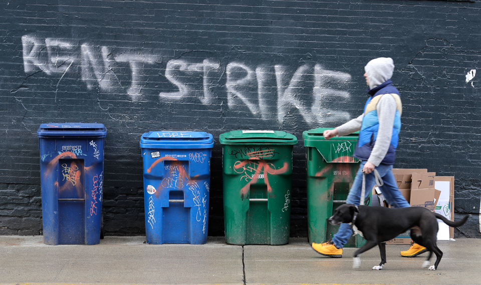 Rent strike wave makes its way to the D.C. Metro area