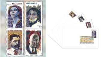 U.S. Postal Service honors Voices of the Harlem Renaissance: Anne Spencer, poet