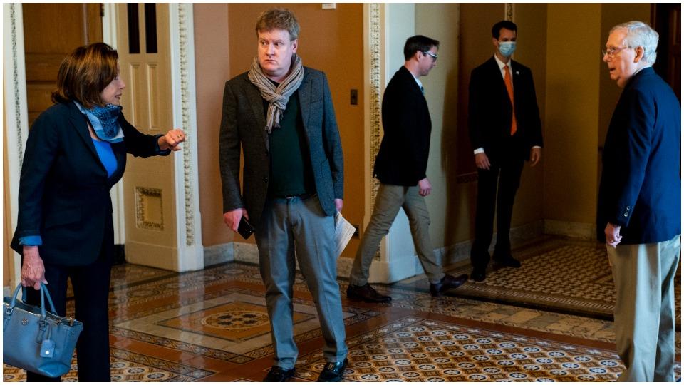 Democrats' $3 trillion stimulus includes hazard pay, PPE; Republicans say no