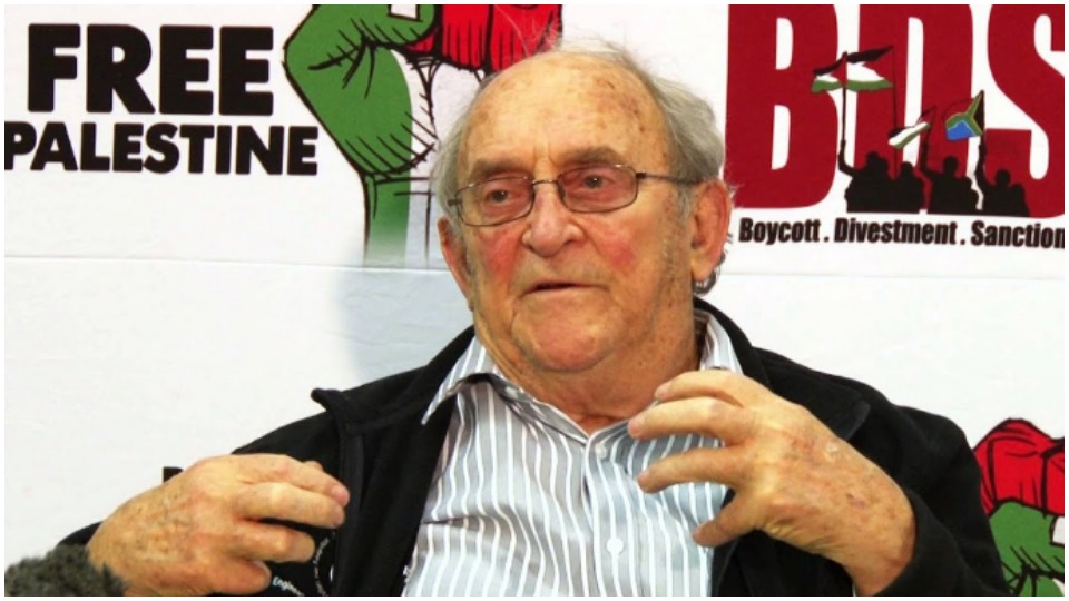 Denis Goldberg, comrade of Nelson Mandela and enemy of apartheid everywhere, dies