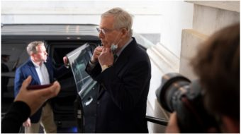 GOP Senate to hold stimulus hostage; demands coronavirus lawsuit immunity for bosses