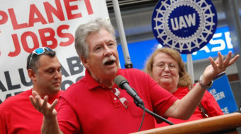 Biden picks up Communications Workers, Steelworkers endorsements