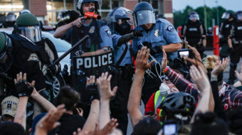 Israeli forces trained cops in 'restraint techniques' at Minneapolis conference