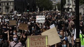 Asombro en todo el mundo ante magnitud de protestas en EEUU