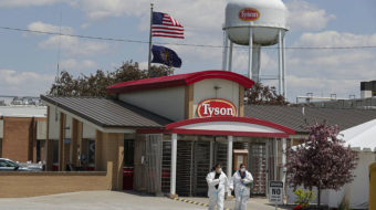 UFCW: Tyson rivals Smithfield in its disregard for workers