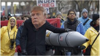 Trump threatens to re-start nuclear weapons tests, undoing 50 years of agreements