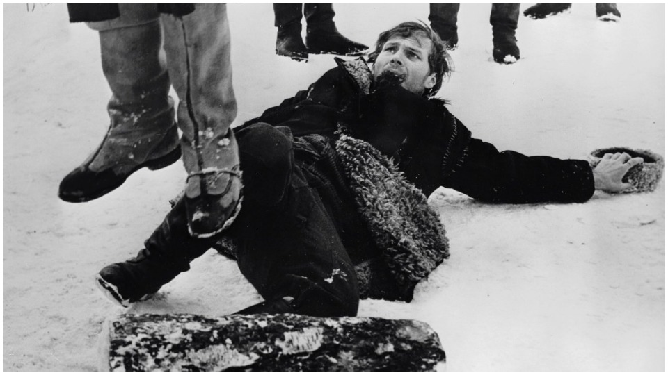 'The Ascent': 1970s Soviet film affirms deeply human values in dangerous times