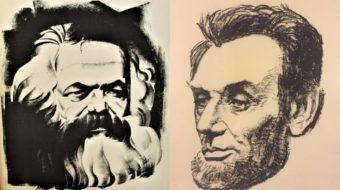 Anti-slavery solidarity united Abraham Lincoln, Karl Marx, and British workers