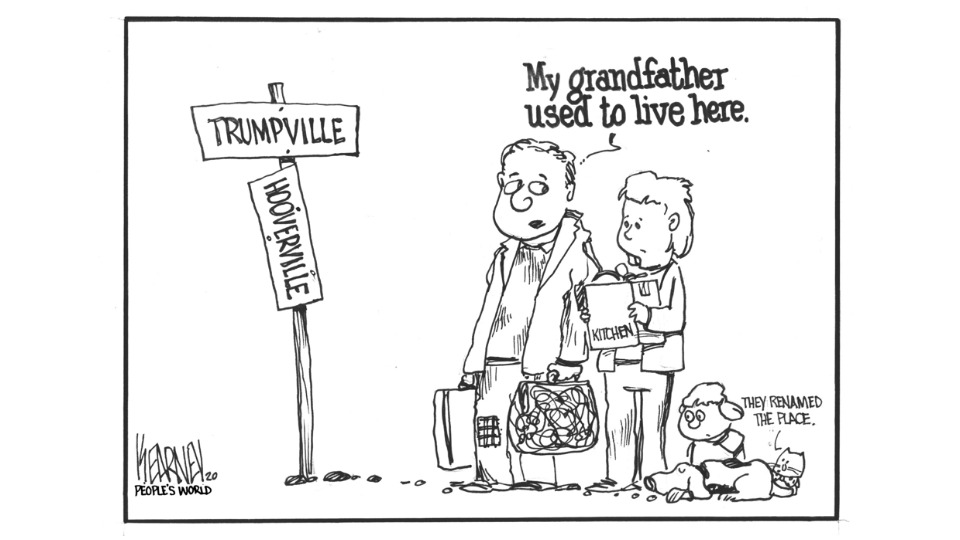 Welcome to Trumpville