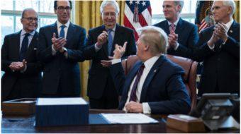 Coronavirus jackpot: Trump-connected lobbyists grab $10 billion of federal aid