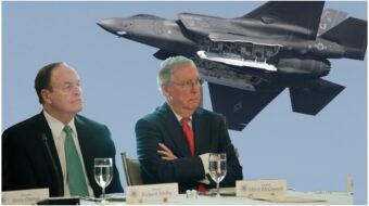 GOP sneaks $8 billion for military weapons into coronavirus relief bill