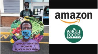 Whole Foods workers sue: Amazon fired us for supporting Black Lives Matter