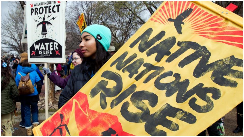 Big win for Native Americans: Judge shuts down Dakota Access Pipeline
