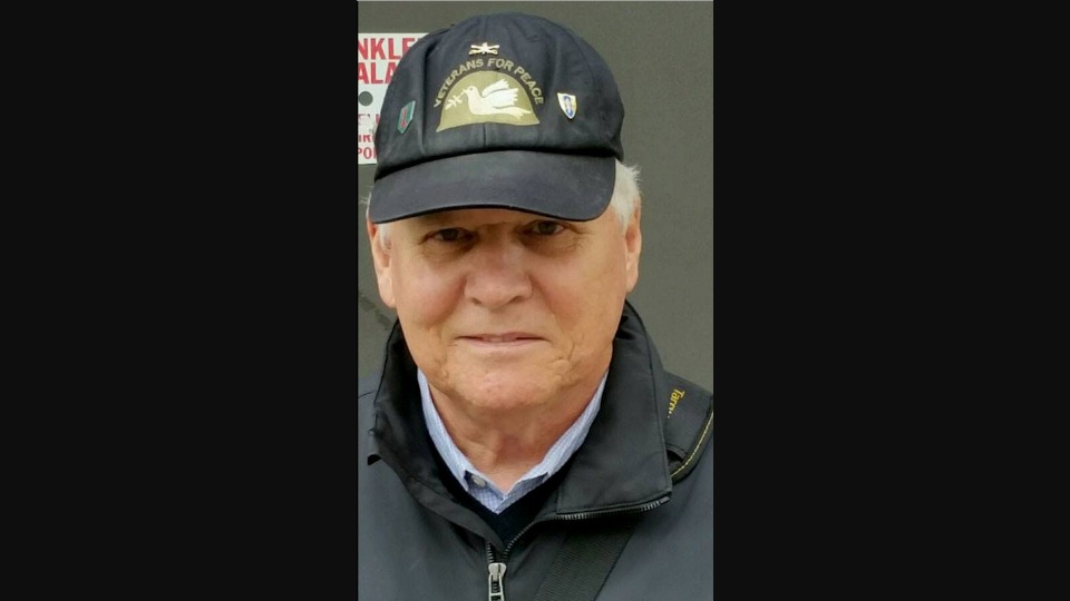 Frank Stearns, Veterans for Peace leader and CPUSA activist, felled by coronavirus