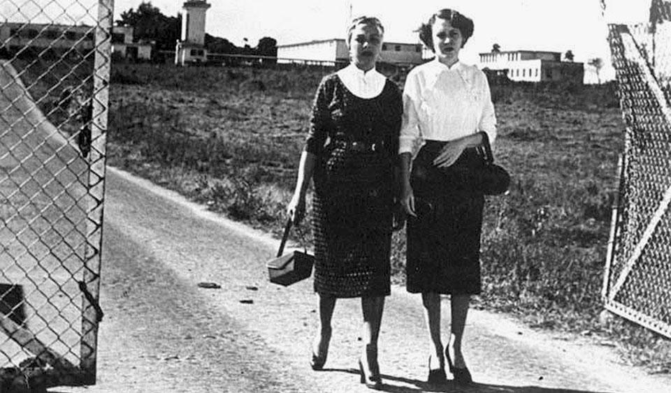 Haydée y Melba: Las mujeres del Moncada