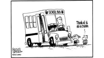 Feel safe sending your kids back to school?