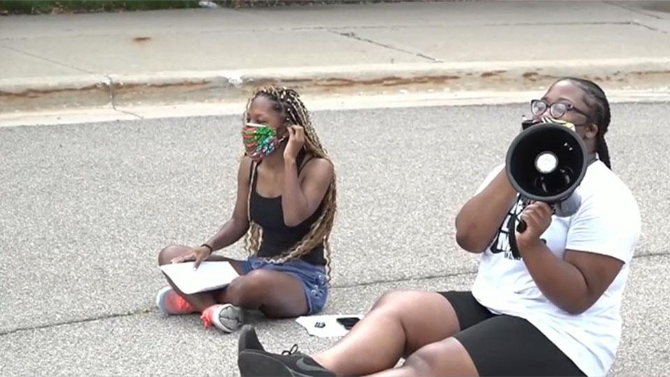 Demands grow to free 'Grace,' Black teen jailed over homework