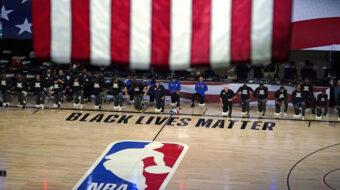 NBA Playoffs resume after major strike for Black lives