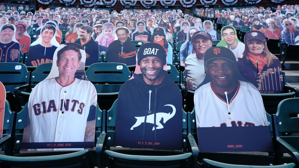 San Francisco Giants and Golden State Warriors give stadium workers the boot