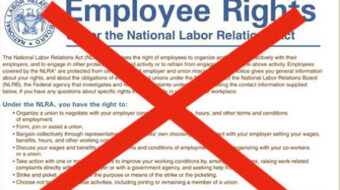 Two more NLRB rulings curb worker rights