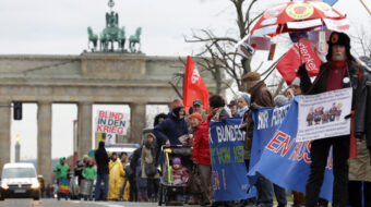 After some gains, German left gears up for coming election