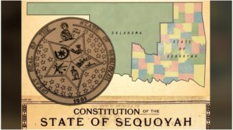 The Lost State of Sequoyah: The Five Tribes' fight against Oklahoma statehood