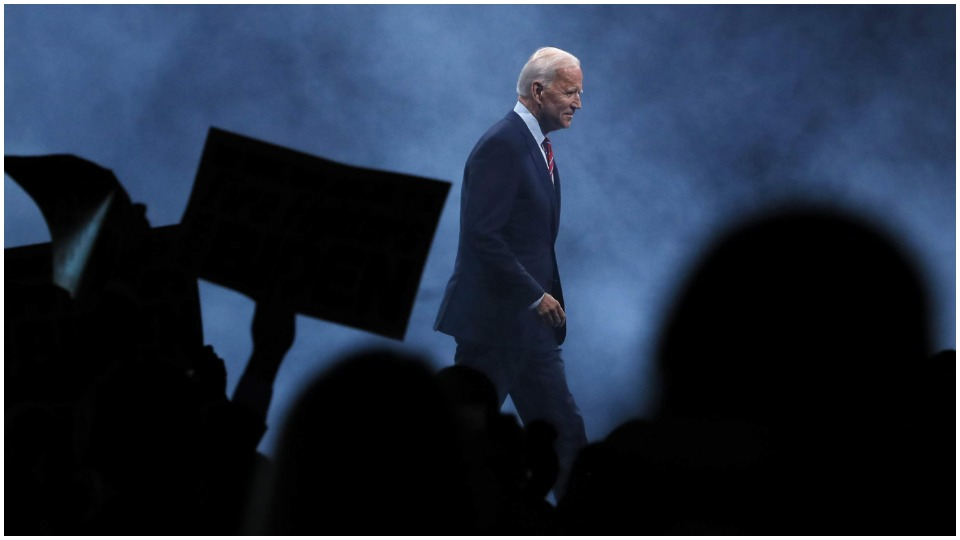 "Biden: ""I will be an ally of light, not darkness"""