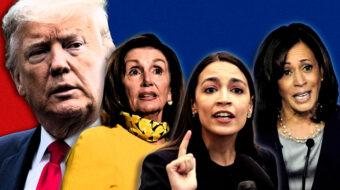 Platform fight precedes Democratic convention