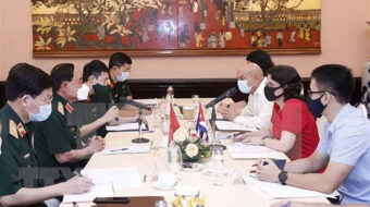 Promueven Vietnam y Cuba cooperación en medicina