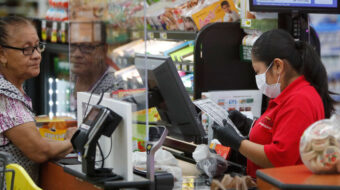 Grocery worker sees fascist thinking at root of anti-mask campaign