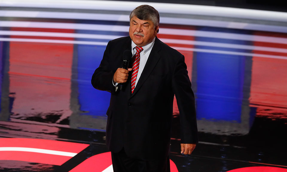 Trumka: Workers will not tolerate Trump trashing the Constitution