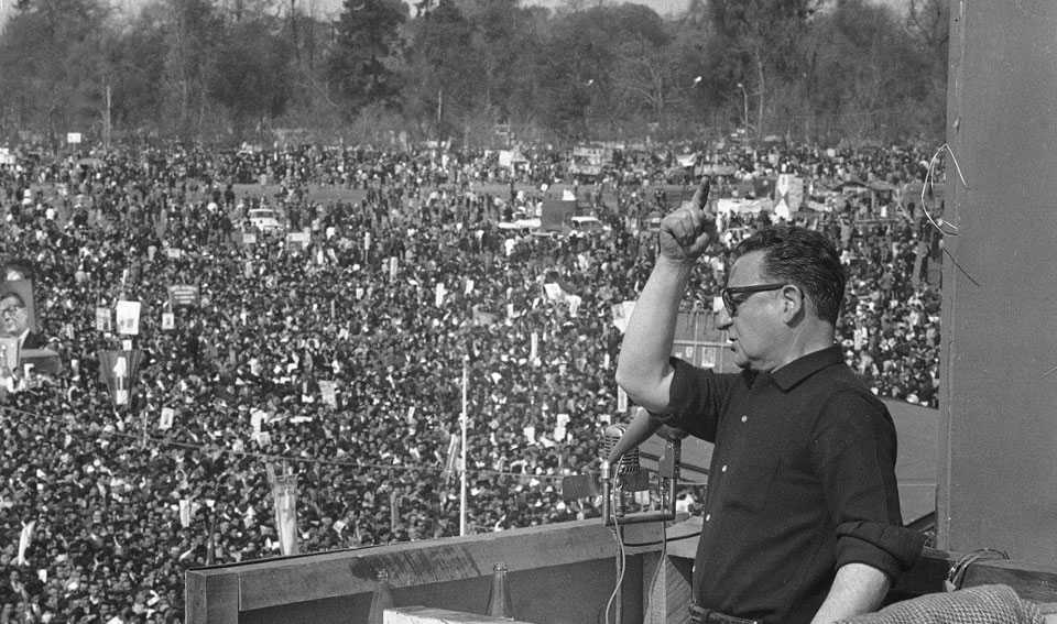 Lessons learned 50 years after Allende's Popular Unity government in Chile