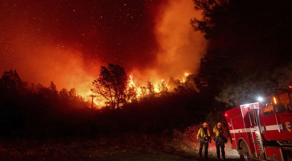 How will West Coast wildfires impact the U.S. economy?