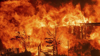 California wildfires growing bigger, moving more quickly than ever