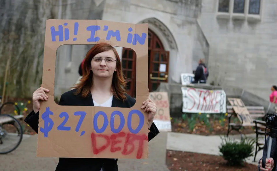 Free college was once the norm all over America
