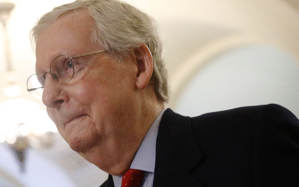 McConnell writes off the almost 1.7M more jobless workers forced to seek benefits