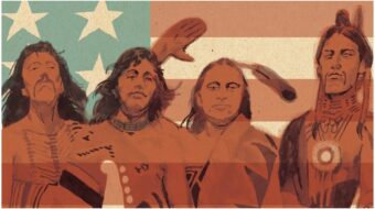 'Redbone': Native American rock band shines in new graphic novel