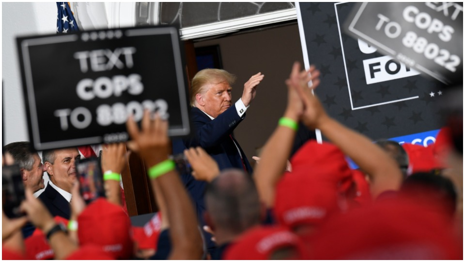 Want to stop fascism in America? Defeat Trump in November