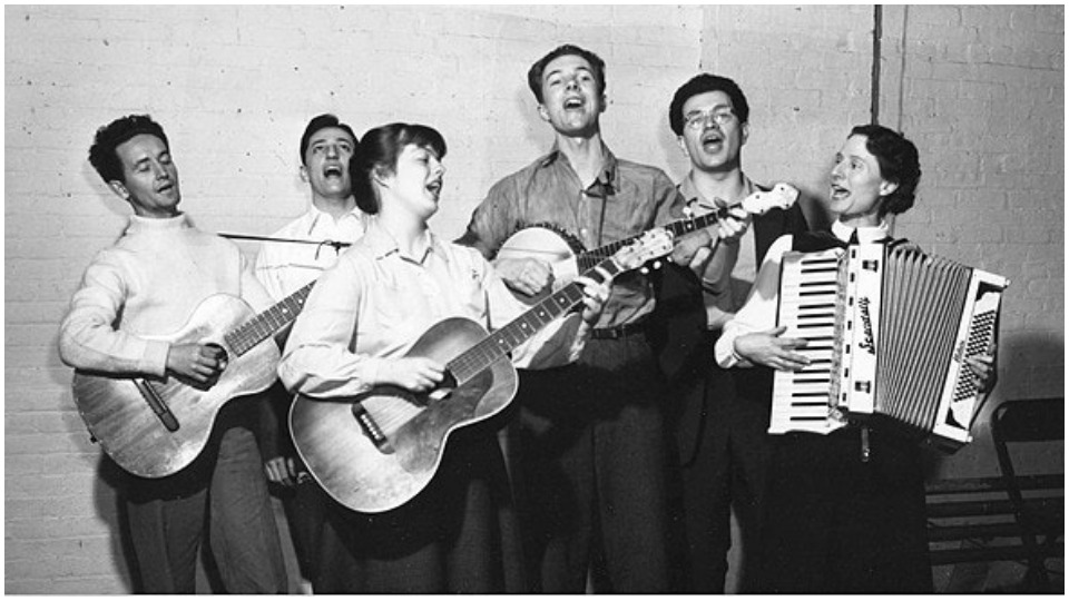Book review: Folk singers, the Communist Party, and the FBI, 1939-1956