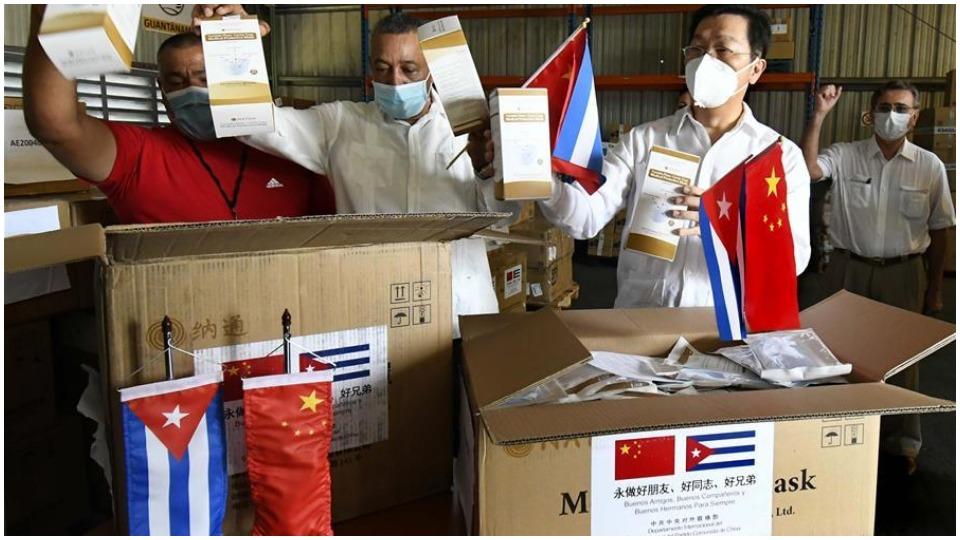 Cuba and China's successes against coronavirus face global media blockade