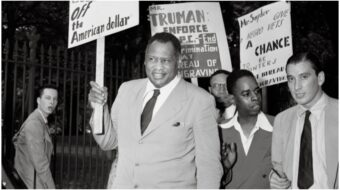 'Paul Robeson: The Artist as Revolutionary' author talk with Dr. Gerald Horne
