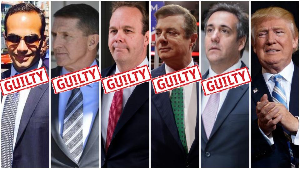 Impeachment seems forever ago, but Trump's Washington still a swamp of corruption