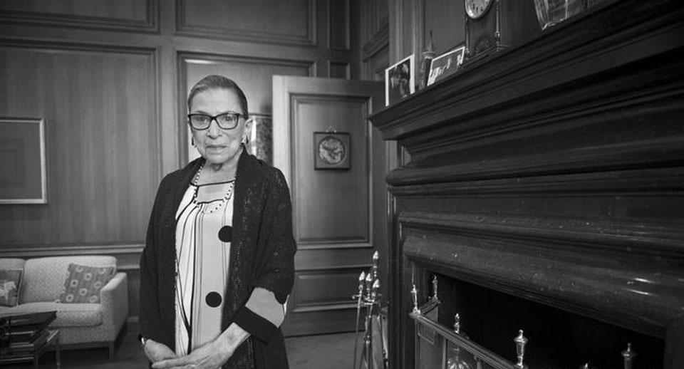 The environmental legacy of Ruth Bader Ginsberg