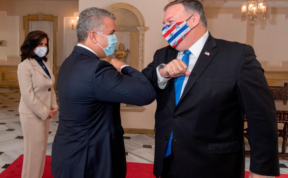 Colombia-U.S. Axis: Hitting at Venezuela