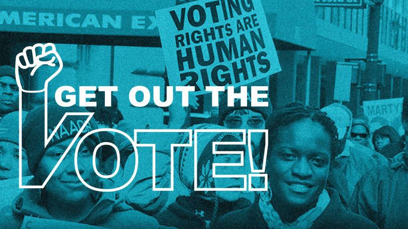 Get Out the Vote!