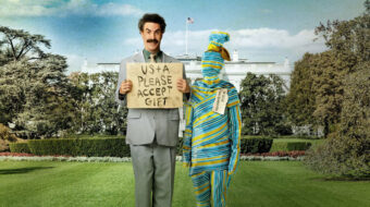'Borat Subsequent Moviefilm' a provocative mockumentary that lampoons conservative political culture