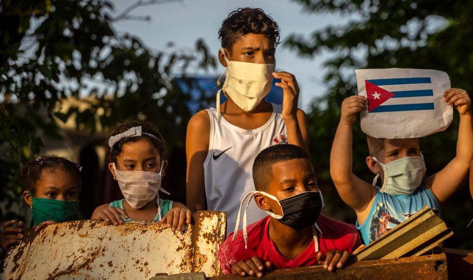Cuba's triple troubles: Pandemic, blockade, and economic crisis