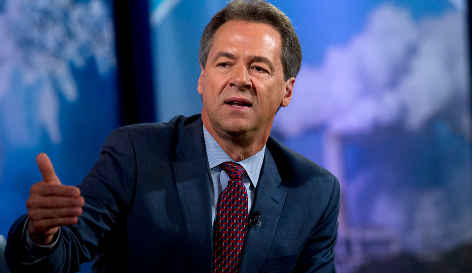 Montana's Gov. Bullock, with help from Native Americans, could best GOP Sen. Daines